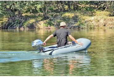 Основні параметри як вибрати човен з мотором