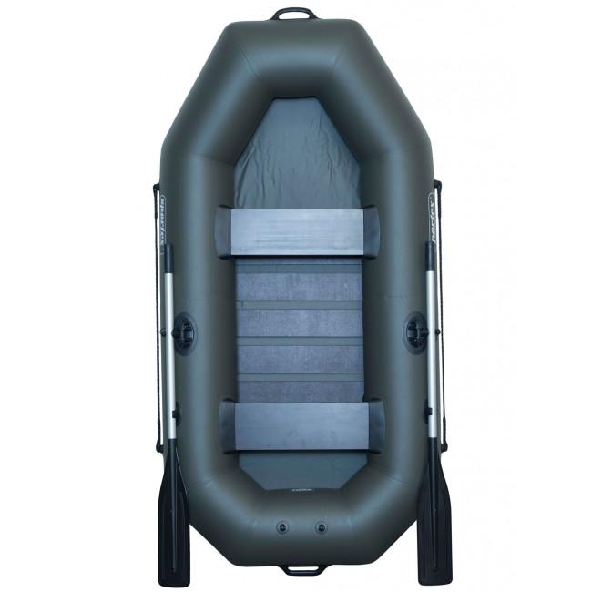лодка надувная Дельта 240S - гребная