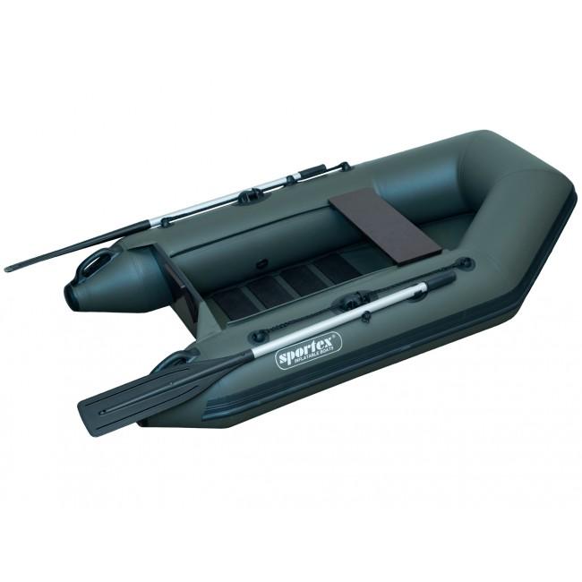 Надувная моторная лодка Шельф 200S