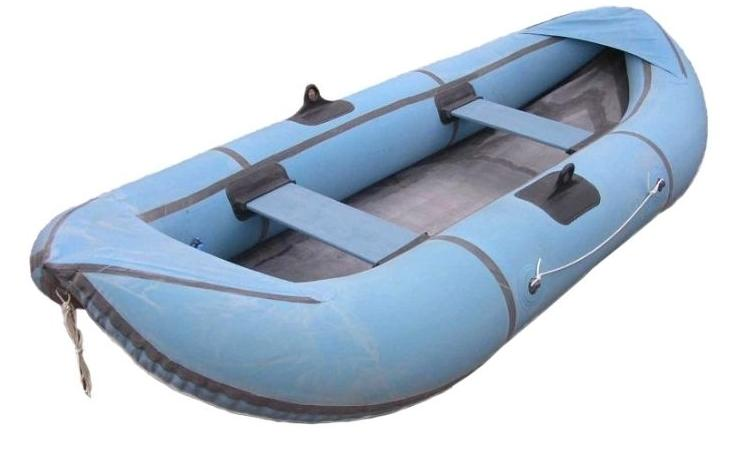 What makes rubber and pvc boats different